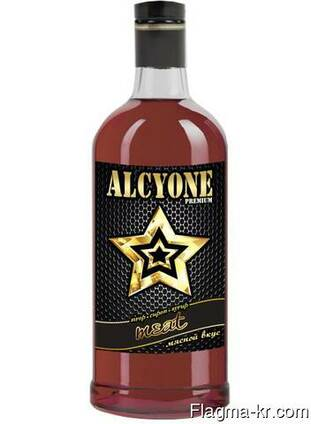 Alcyone premium syrup