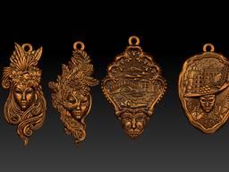 Bronze souvenirs - фото 5