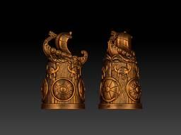 Bronze souvenirs - фото 7