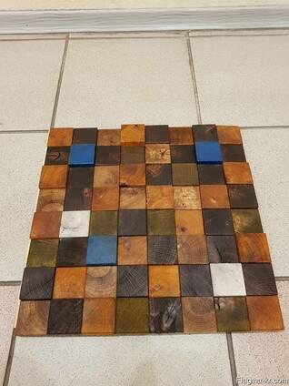 3d wood wall panels