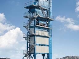 Б/У Асфальтный завод Benninghoven ECO- 240 т/ч, 2016 г