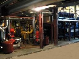 Б/У газовый двигатель MWM TBG 604-V-12, 1988 г. , 590 Квт