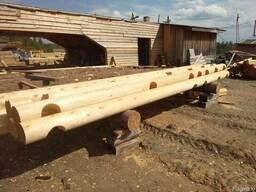 Cooperation:supply of material from the Siberian cedar. larh - photo 4