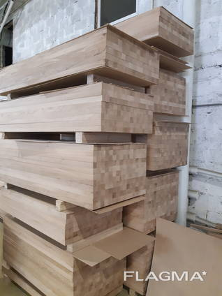 Solid Oak panels T:20/28/40 W:650/1220 L:770-3000