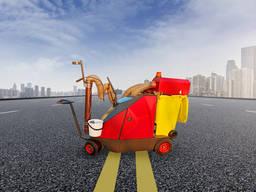 Street Vacuum Cleaner City Ant