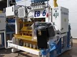 Вибропресс Мобильный для производства бордюров, блоков Е6 - фото 3